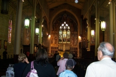 Christ Church St Lawrence - Inside - Fri
